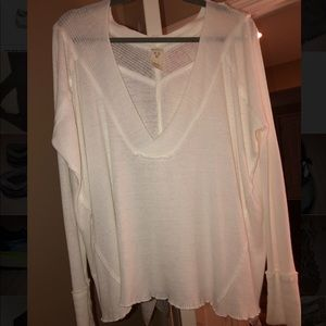 Free People casual top